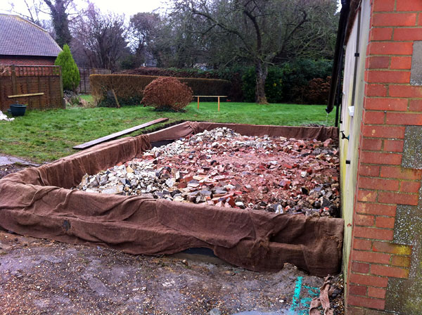 Climping: New foundations to extension - During
